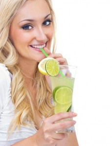 Alcohol can damage your teeth when over-consumed.