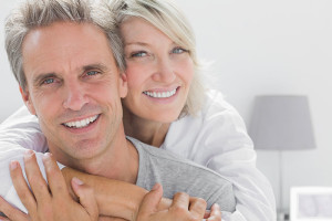 cosmetic dentistry smiling couple