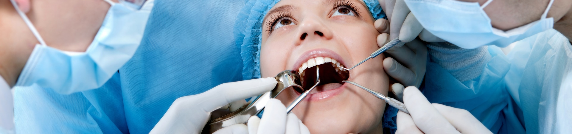 Oral surgery in Williams Lake