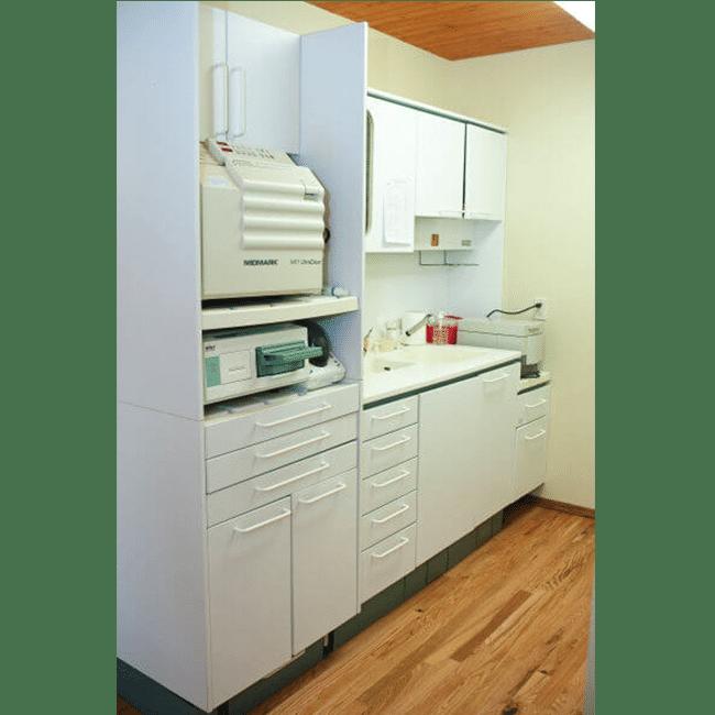 sterilitzation area